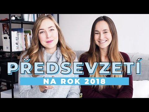 2018 | Naše novoroční předsevzetí!