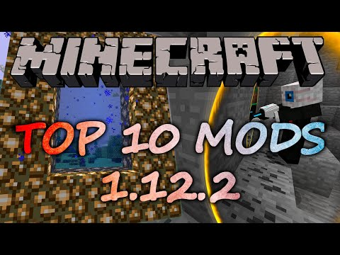 Top 10 Minecraft Mods (1.12.2) - October 2018