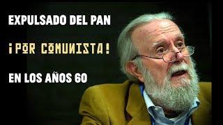 """ME EXPULSARON DEL PAN TRAS ACUSARME DE COMUNISTA"": HUGO GUTIÉRREZ VEGA (PARTIDO ACCIÓN NACIONAL)"