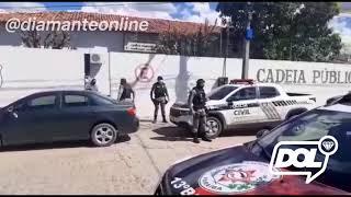 Suspeito de matar mulher em São José de Caiana é preso pela PM