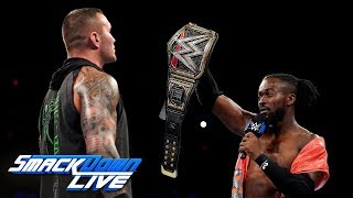 SmackDown LIVE: Kingston reta a Orton para SummerSlam, Regresa Firefly Fun House, HBK en Miz TV y má