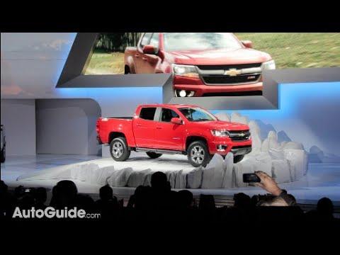 2015 Chevrolet Colorado - 2013 L.A. Auto Show