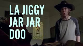 CARL POPPA- CARL GRIMES bad lip reading
