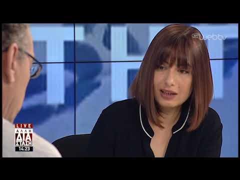 Η Ράνια Σβίγκου στην «Άλλη Διάσταση»   10/1/2019   ΕΡΤ