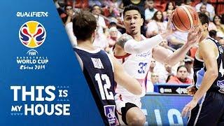 Puerto Rico v Argentina - Highlights - FIBA Basketball World Cup 2019 - Americas Qualifiers