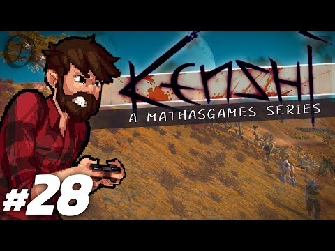 Kenshi | A Cross To Bear | Let's Play Kenshi Gameplay Season 2 Episode 28