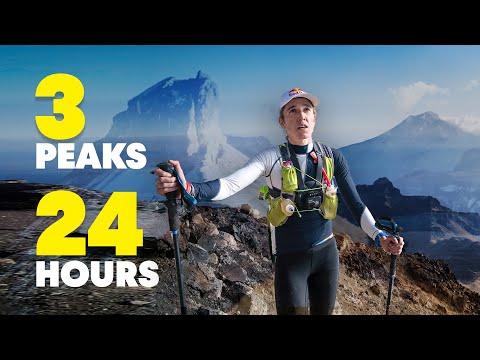 La Primera Mujer Que Sube 3 Picos En 24 Horas