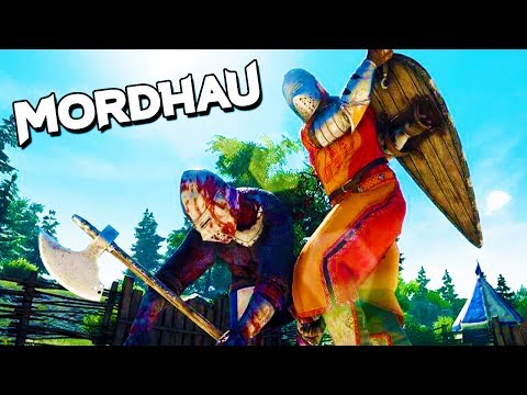 MORDHAU Funny Moments with The Crew!