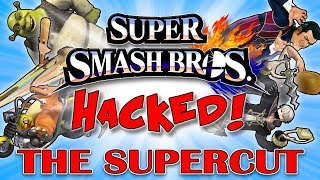 Smash 4 Hacked SUPERCUT - Parts 4-8 All in One Video!