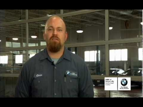BMW Certified Technician  Chris  Kelley