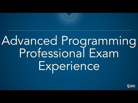 SAS Demo   SAS Global Certification   Advanced Programming ...