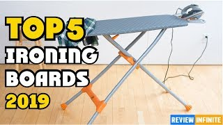 Best Ironing Boards Of 2020 | Ironing Boards Buying Guide