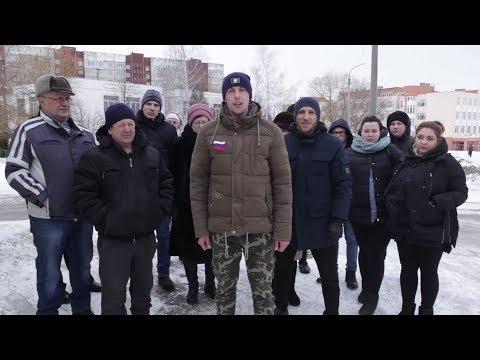 Зачем Клычков А.Е. хочет нанести вред здоровью жителей Орла? Видеообращение к В.В.Путину.