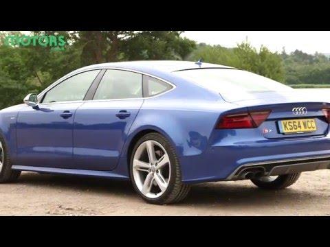 Motors.co.uk Audi S7 Review