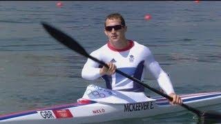 Mens Canoe Sprint Kayak Single 200m Semi-Finals - London 2012 Olympics