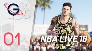 NBA LIVE 18 : L'ÉLU FR #1
