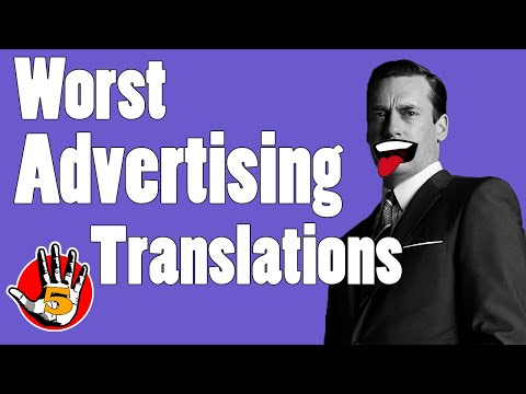 , title : 'Top 5 Worst Advertising Translations Ever   Marketing FAILS!