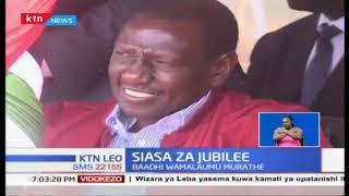 Baadhi ya wabunge wa Jubilee wataka David Murathe atolewe kwa chama