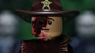 Lego The Walking Dead Death of Sam, Jesse, and Ron
