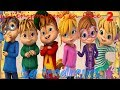 Les Chipmunks en folie 2 | La tendresse