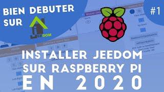 Installer Jeedom sur Raspberry PI
