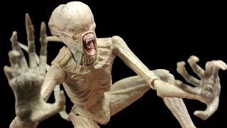 NECA Alien: Covenant Neomorph Action Figure Review