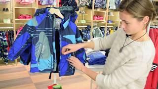 Обзор демисезонных курток Reima