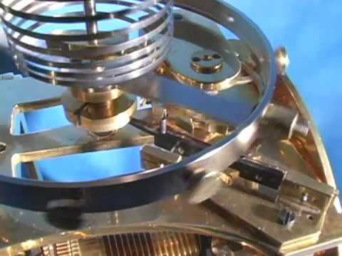 Earnshaw Chronometer Escapement