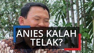 Hasil Survei Indo Barometer Nyatakan Ahok Mendapat 40%, Anies Cuma 4%, Kekalahan Telak Anies?