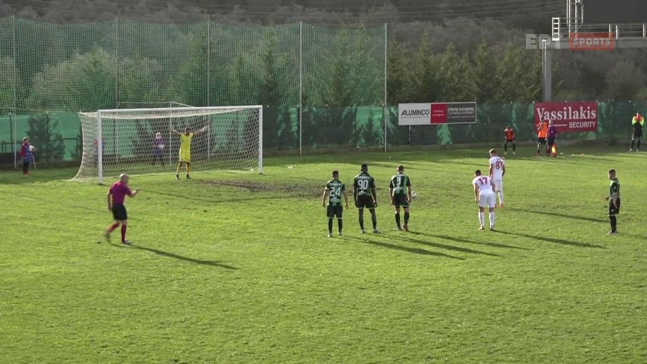 Super League 2 | Καραϊσκάκης-Ξάνθη: Με πέναλτι ο Έμπερτ το 0-1 | 10/02/21 | ΕΡΤ