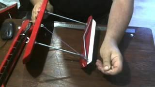 Кораблик для ловли рыбы своими руками чертежи из пенопласта