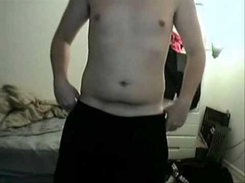 Naked chubby shota