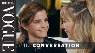 Emma Watson Talks Turning 30, Working With Meryl Streep, And Being Happily Single | British Vogue
