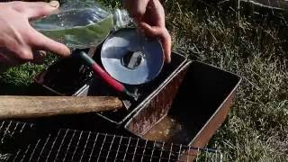 Жидкость от ржавчины Smart Clean-S (5 литров) концентрат от компании Мир Очистителей - видео