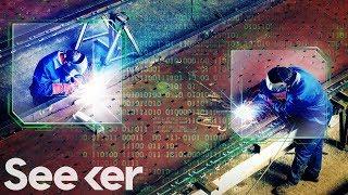 China's New Surveillance Tech Monitors Workers' Brainwaves