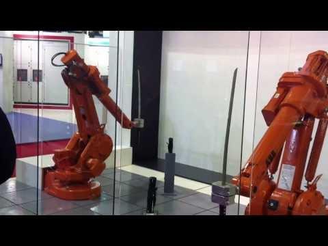 Robots Katana