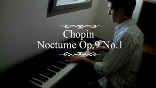 Chopin Nocturne Op.9 No.1 in B-flat Minor