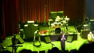 Faith No More -  Live @ The Warfield 4-14-2010 - Death March with CHUCK MOSLEY!!