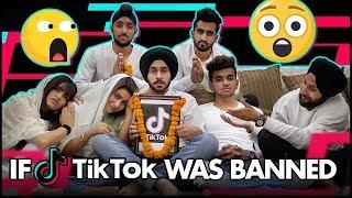If TikTok Was Banned | SahibNoor Singh