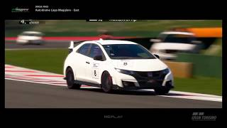 Honda Civic Type R one make race GT Sport Online
