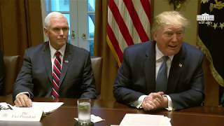 President Trump Participates in a Roundtable on Empowering Families with Education Choice