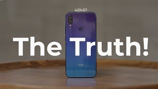 Redmi Note 7 48mp Camera: The Truth Revealed!
