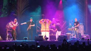 Video Cankisou at Rainforest world music festival 2012 - Fayt