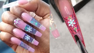 The Best Nail Art Designs Compilation On YouTube - Acrylic Nails - Polygel Nails