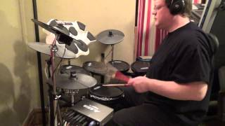 sloppy drum cover - Brand X - Act of Will
