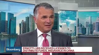 UBS - Financial System Is Assuming No Brexit Agreement - 17 Sep 18    Gazunda