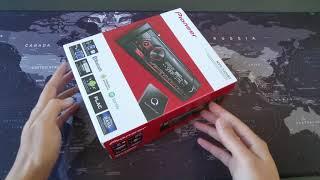 UNBOXING! - Pioneer MVH-S320BT, 1DIN Autoradio mit Bluetooth, USB, AUX-IN, Android Steuerung