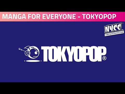 Manga for Everyone from TOKYOPOP