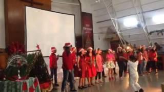 Flashmob kelas tanggung - jingle bells