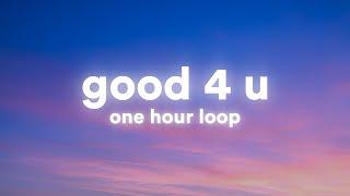 (1 Hour) Olivia Rodrigo - good 4 u (Lyrics) [One Hour Loop]